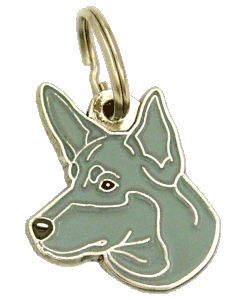 AUSTRALIAN KELPIE BLUE - pet ID tag, dog ID tags, pet tags, personalized pet tags MjavHov - engraved pet tags online
